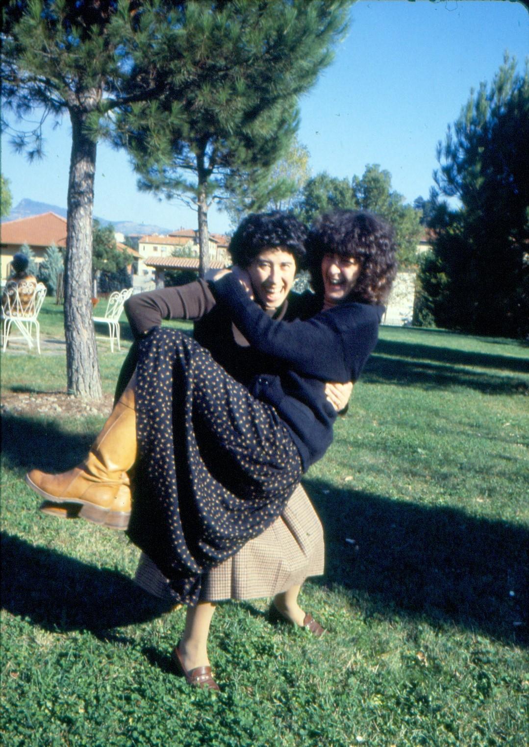 Silvana e Sandra Toscanella