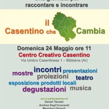 Una giornata per raccontare e incontrare Il Casentino che Ca...