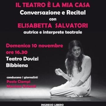Incontro con Elisabetta Salvatori