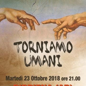 Torniamo Umani - Incontro con Don Luigi Verdi
