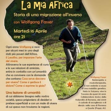 La mia Africa con Wolfgang Fasser