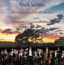 Gala' Lirico con l'orchestra OIDA