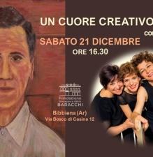 Il cuore creativo di Giuseppe Baracchi con il Quartetto Euph...