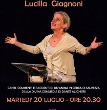 VERGINE MADRE di e con Lucilla Giagnoni
