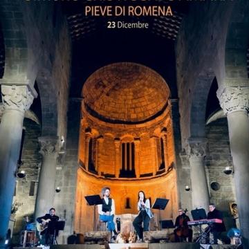 Concerto di Natale con Simone Cristicchi e Amara