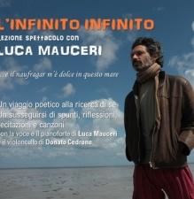 L'INFINITO INFINITO CON LUCA MAUCERI