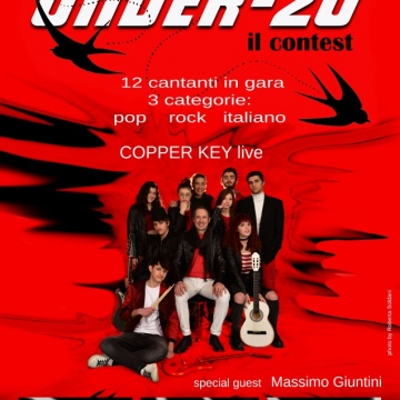 Under 20 - Contest di Musica e Canto