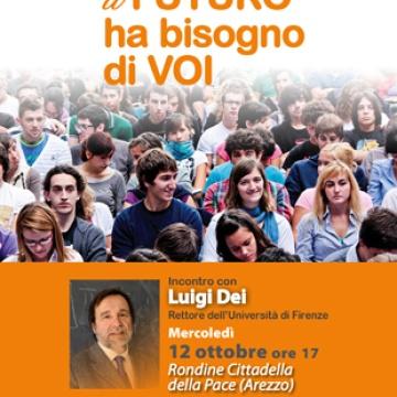 Incontro con Luigi Dei