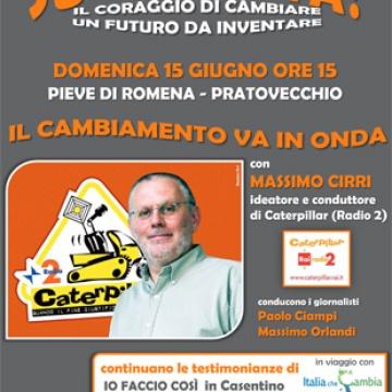 Incontro con Massimo Cirri