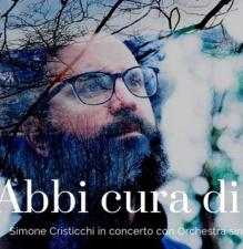 Simone Cristicchi in concerto a Romena