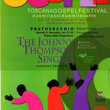TOSCANA GOSPEL FESTIVAL, Concerto di