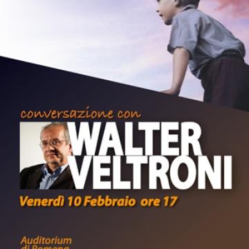 Conversazione con Walter Veltroni
